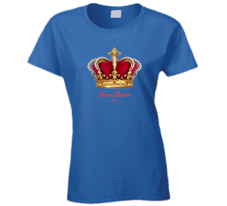 Queen Goddess T Shirt