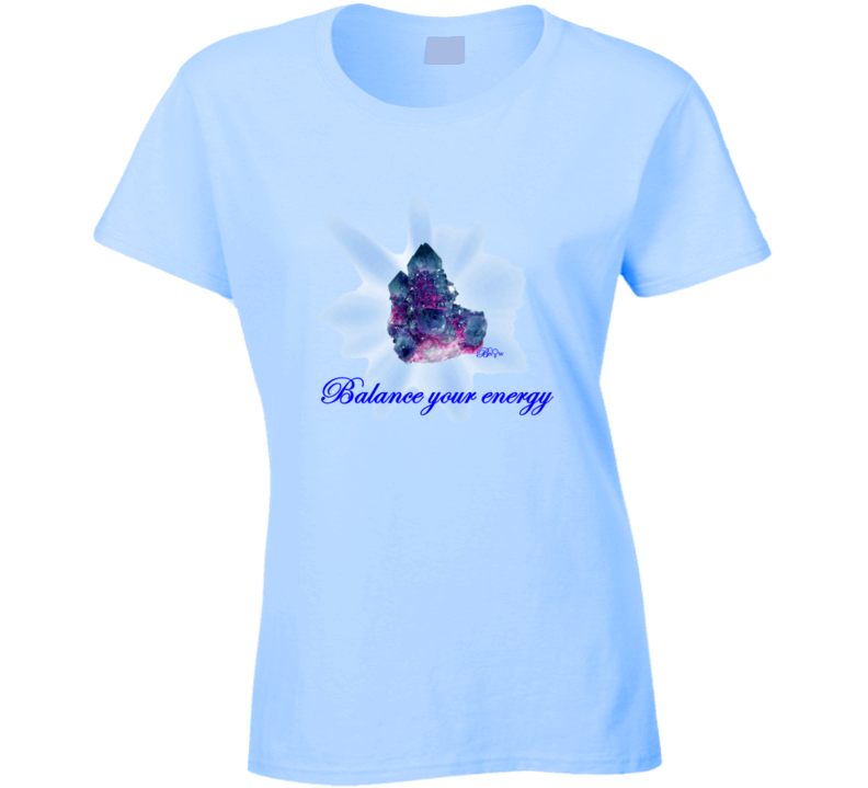 Balance Your Energy T Shirt