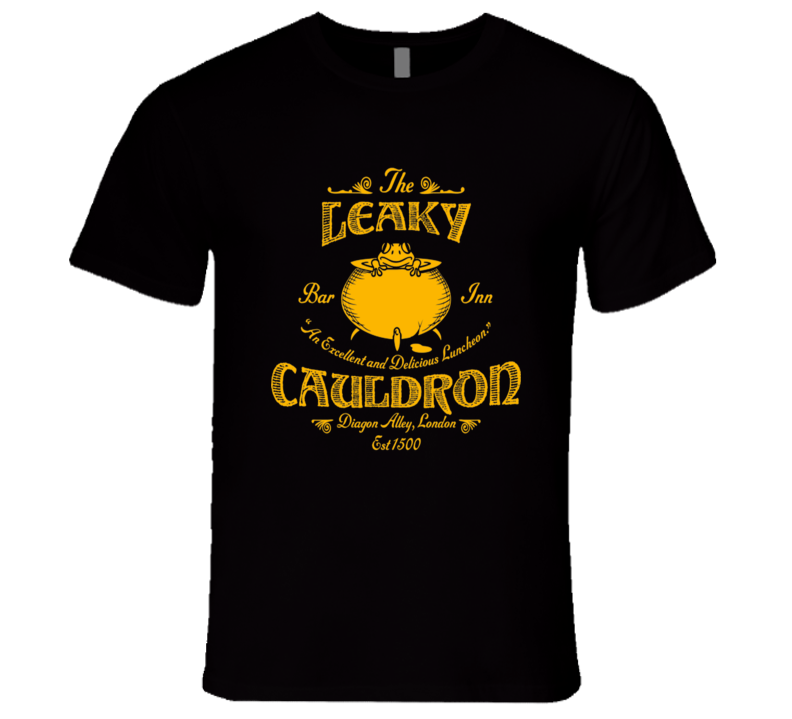 the leaky cauldron T Shirt