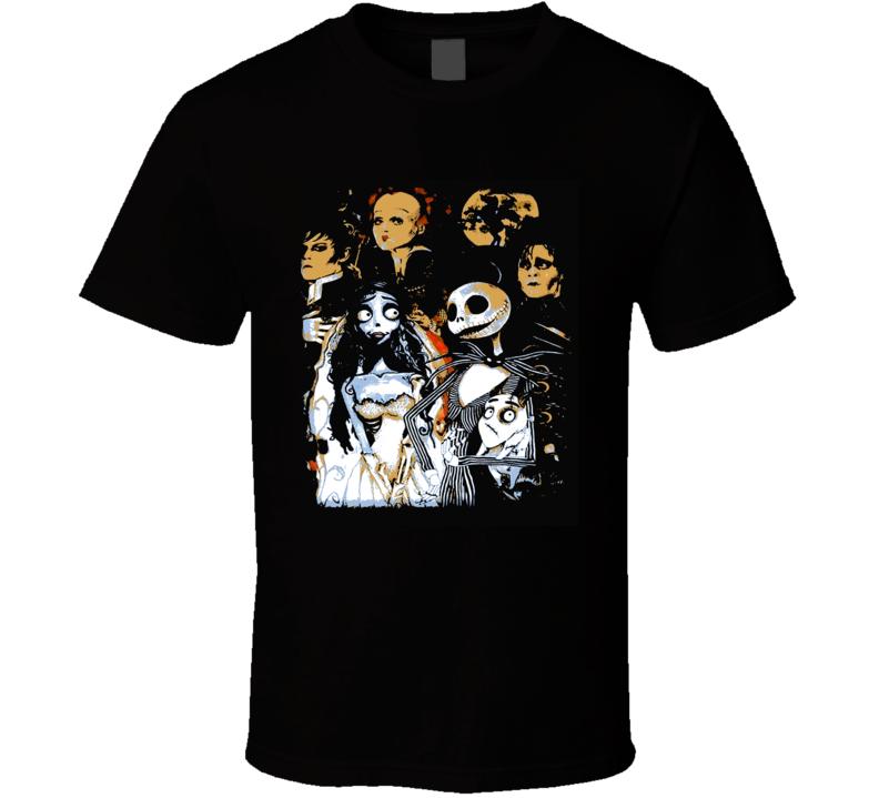 Tim Burtons Creations Movies, Best Director, Imaginarion Innovation  T Shirt