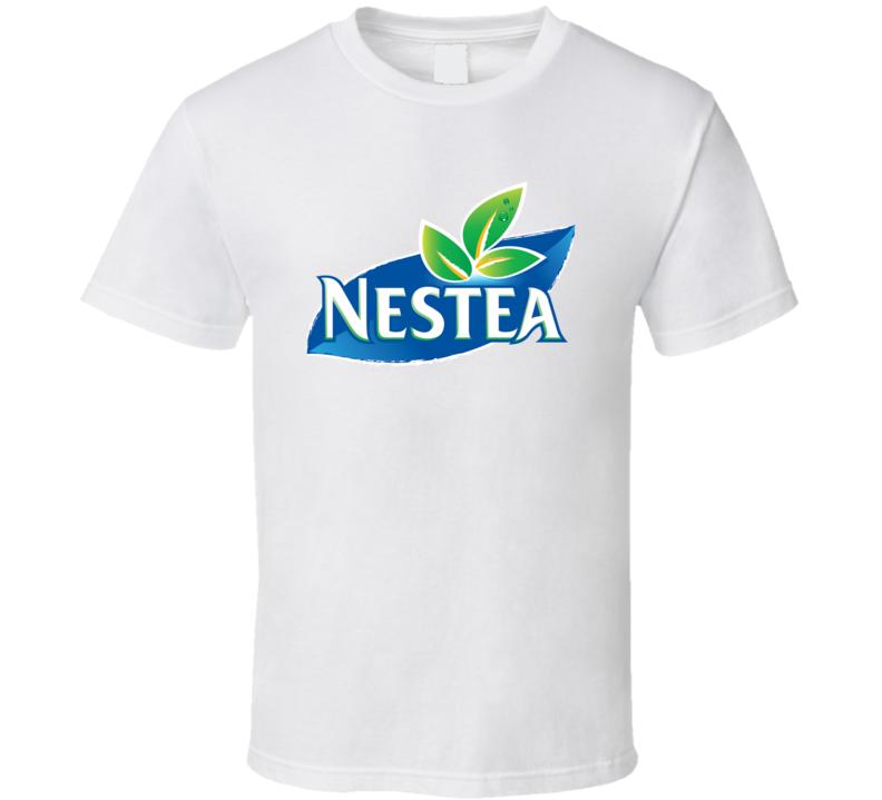 Nestea Logo Iced Tea Coca Cola Brand T Shirt
