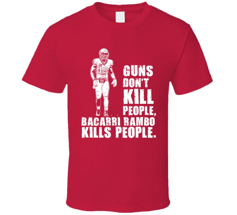 Bacarri Rambo Georgia Football T Shirt