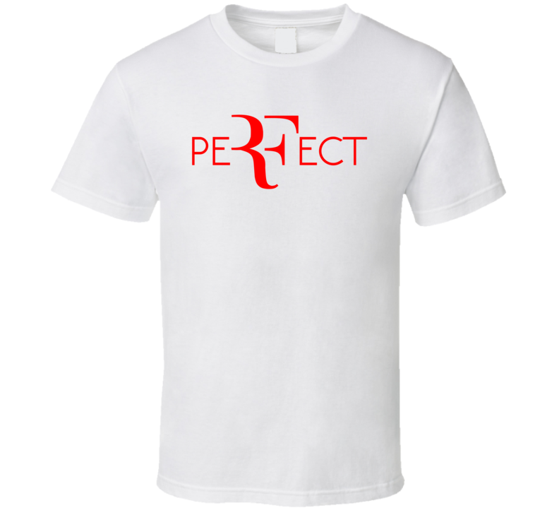 Perfect Roger Federer Wimbledon Tennis T Shirt