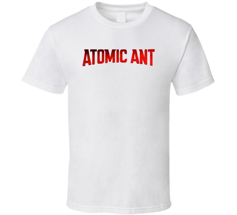Atomic Ant Sebastian Giovinco Toronto Soccer FC Fan T Shirt