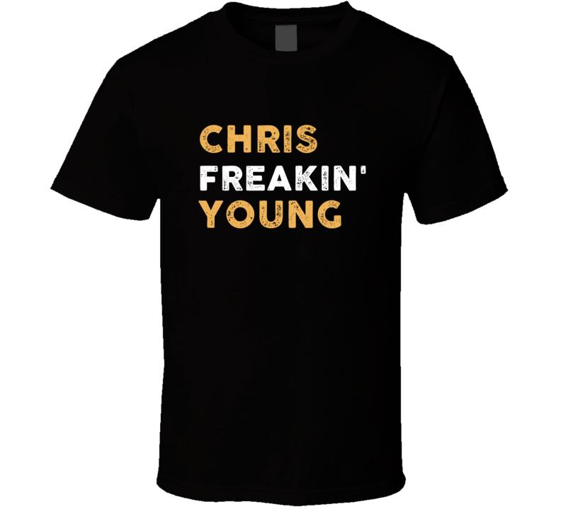 Chris Young Freakin Cool Trending Country Music T Shirt