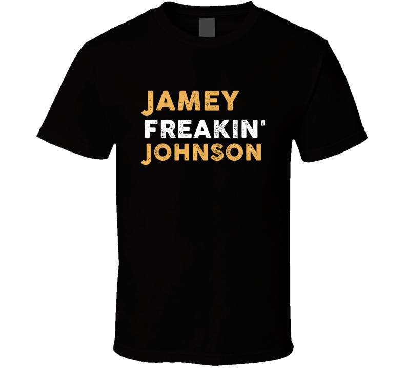 Jamey Johnson Freakin Cool Trending Country Music T Shirt