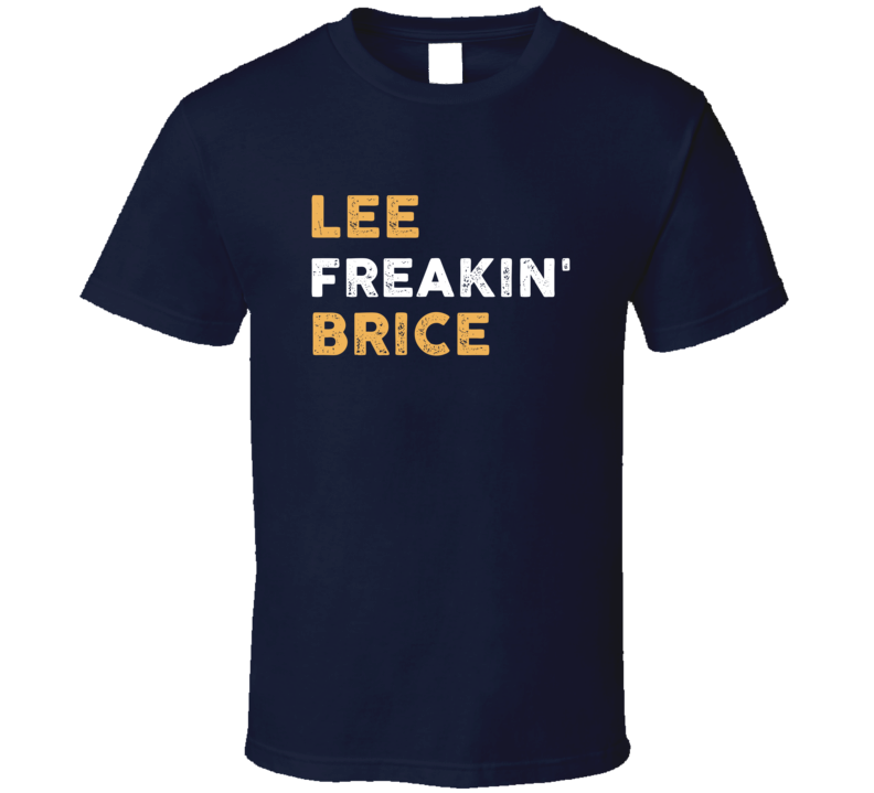 Lee Brice Freakin Cool Trending Country Music T Shirt