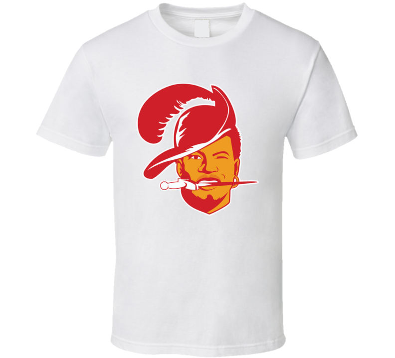 Jameis Winston Retro Tampa Bay Football Fan 70's Throwback T Shirt