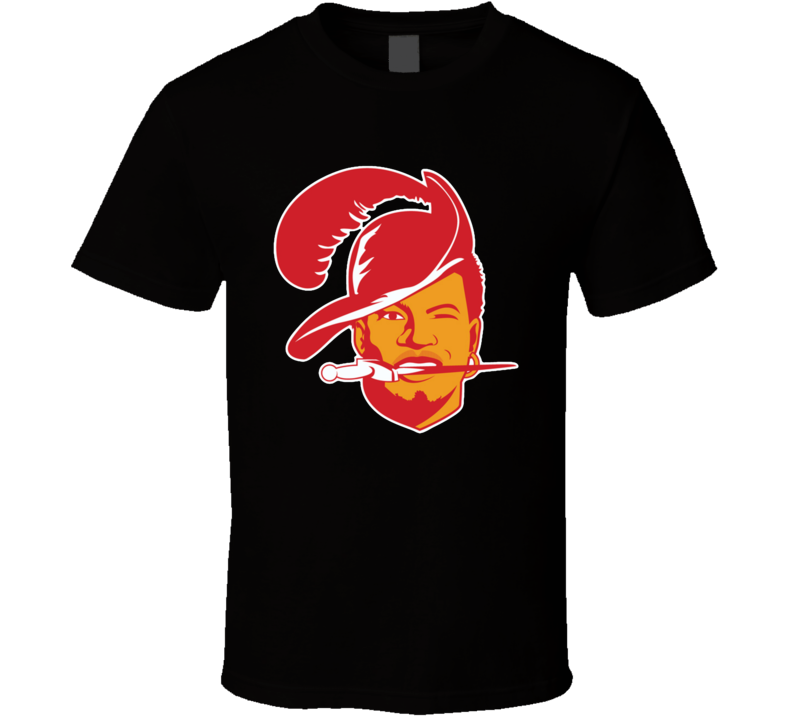 Jameis Winston Retro Tampa Football Fan 70's Logo Throwback T Shirt