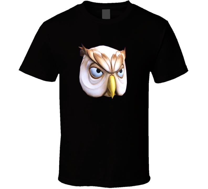 Vanoss Owl Head Mask Funny Gaming GTA T Shirt