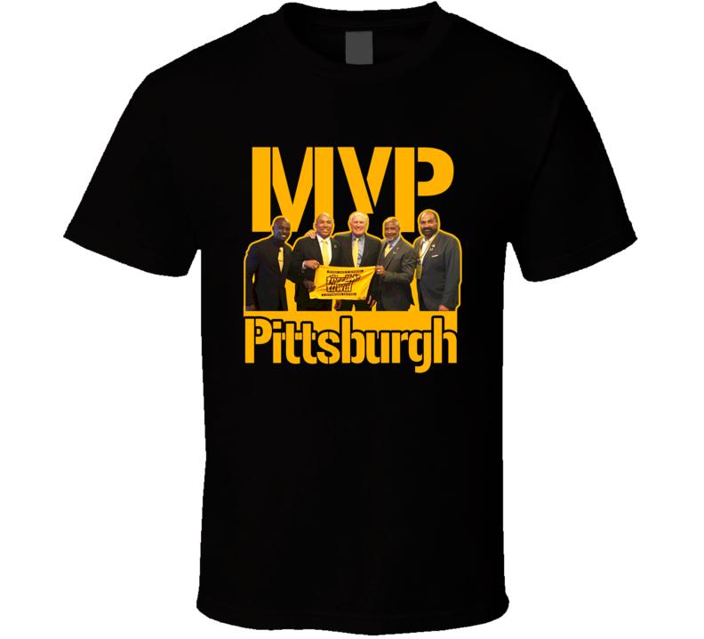 488521256 MVP Pittsburgh Football Myron Cope Original Terrible Towel Fan T Shirt