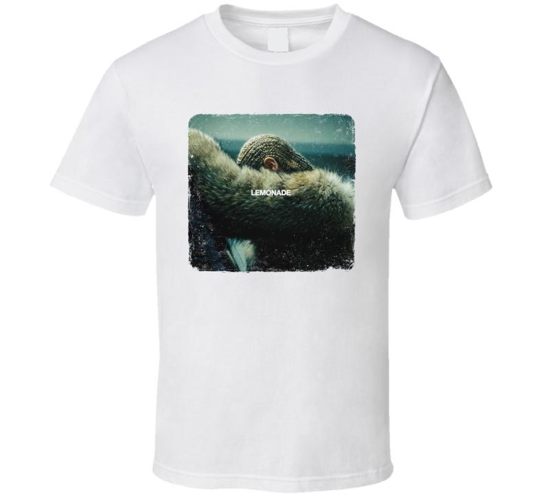 Beyonce Lemonade Album Cover Music Artist Celebrity Fan T Shirt