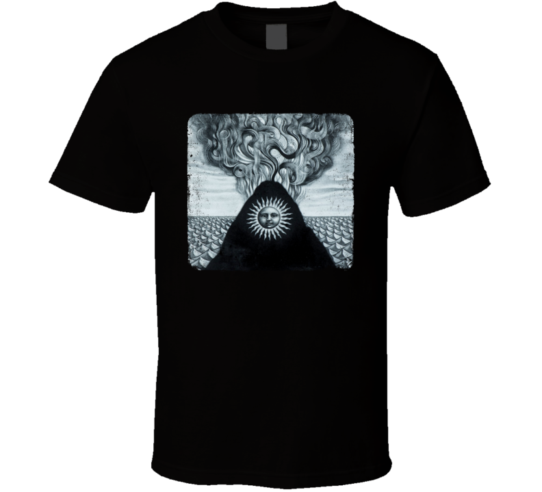 Gojira Magma Album Cover Music Artist Celebrity Fan T Shirt