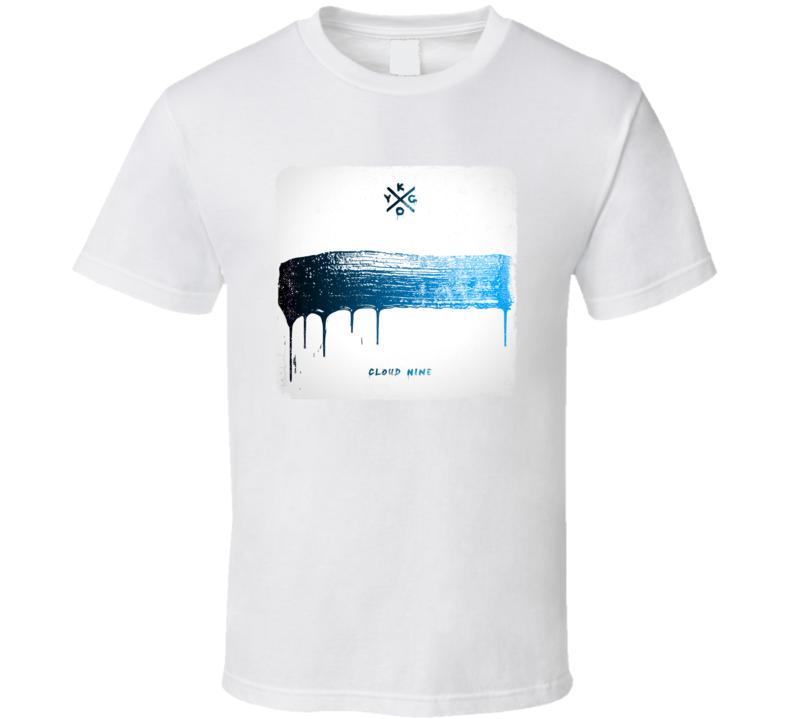 Kygo Cloud Nine Album Cover Music Artist Celebrity Fan T Shirt