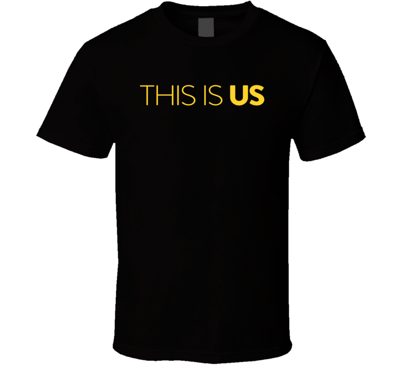 This Is Us New Family Drama TV Series Fan T Shirt