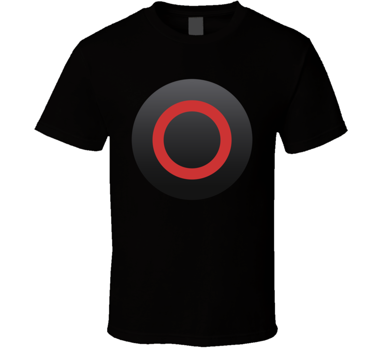 Playstation Circle Button Geek Gamer Group Halloween Costume T Shirt