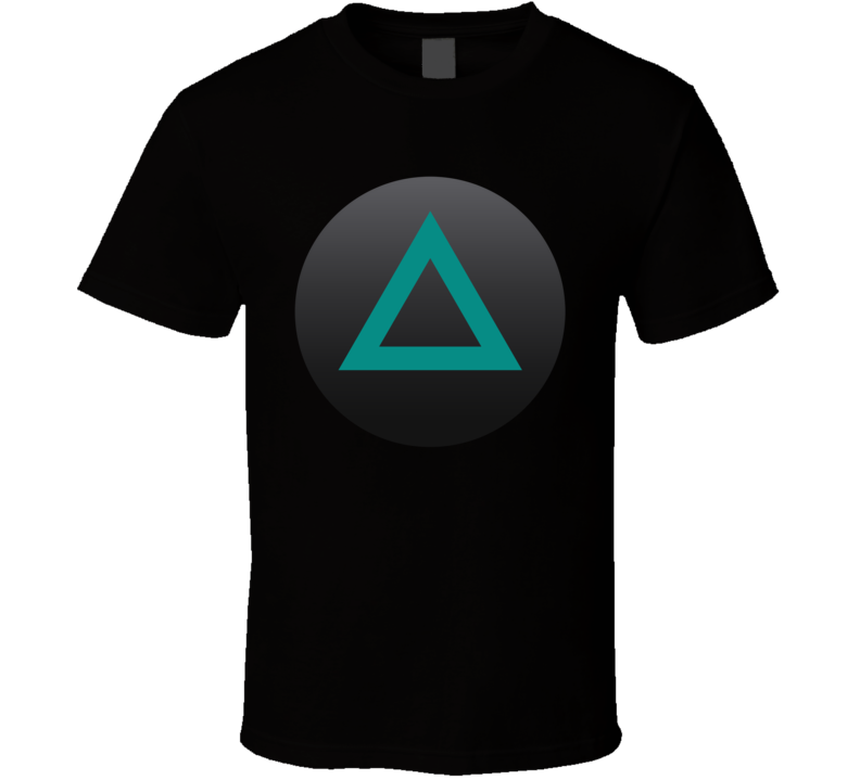 Playstation Triangle Button Geek Gamer Group Halloween Costume T Shirt