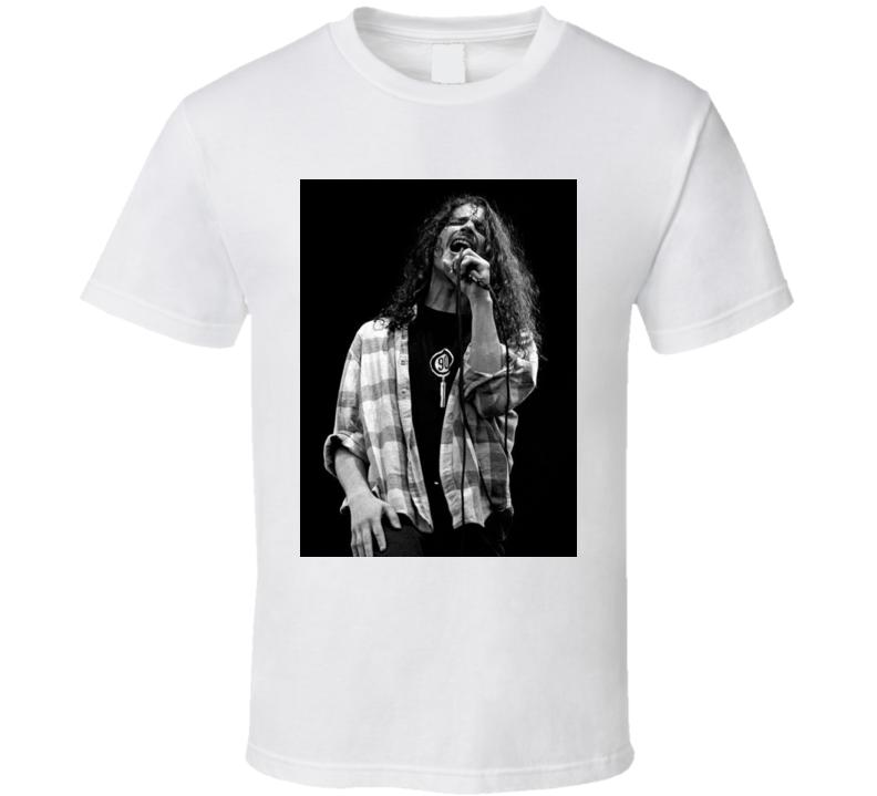 Chris Cornell Daughter Music Artist Rock Memorial Fan T Shirt