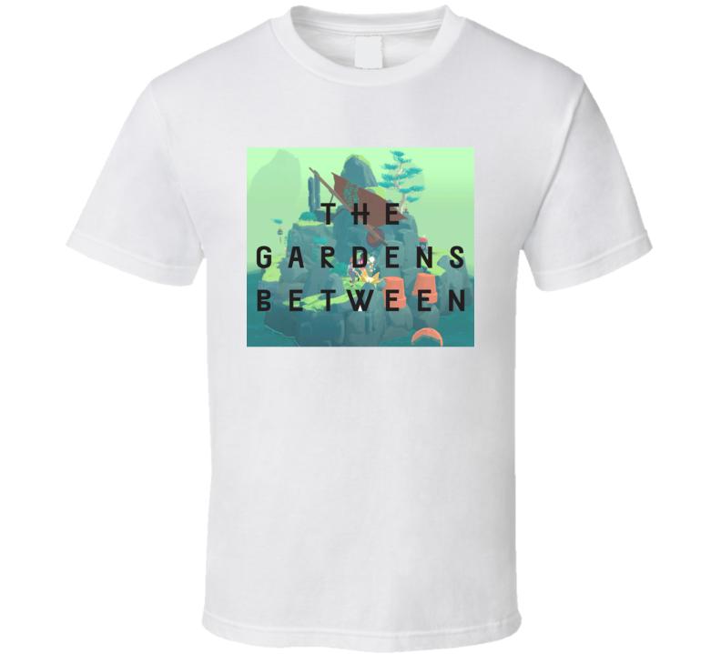 The Gardens Between Nintendo Switch Video Game Poster Fan T Shirt
