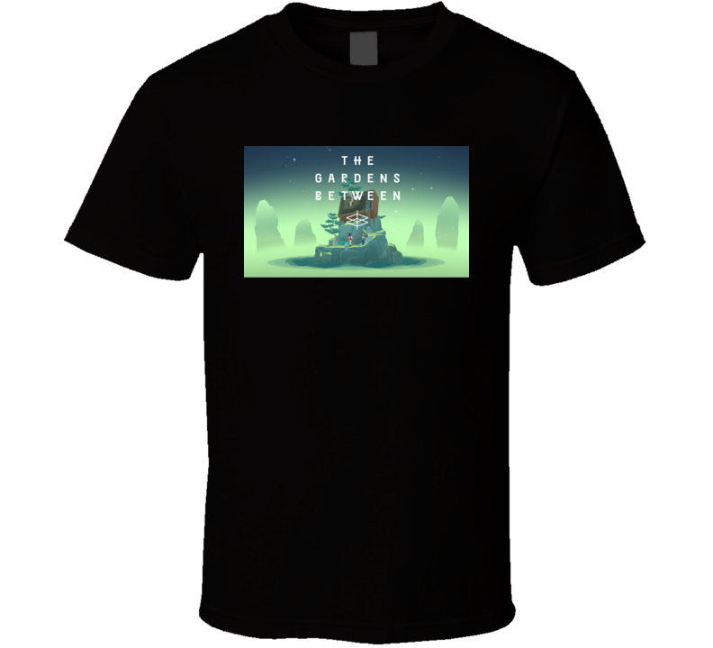 The Gardens Between Nintendo Switch Video Game Poster T Shirt