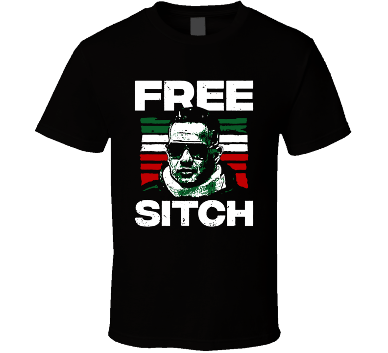 Free Sitch Mike The Situation Sorrentino Jwoww Jenny Son Jersey Shore Fan T Shirt