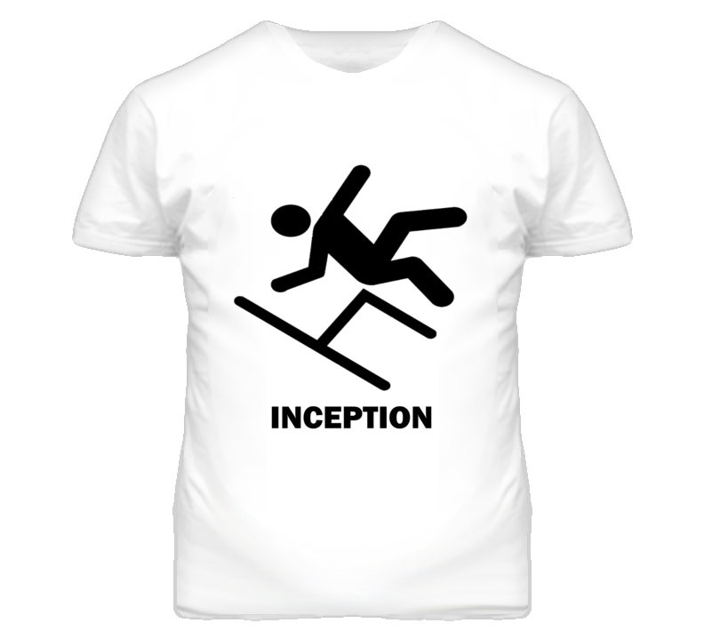 Inception Movie Simple Funny T Shirt