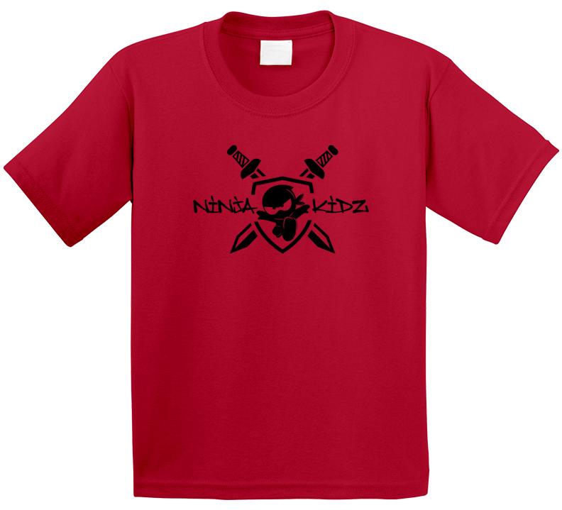 Ninja Kids TV Logo T Shirt