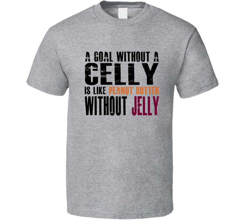 Goal Without Celly Peanut Butter Jelly Josh Ho-Sang Hockey T Shirt