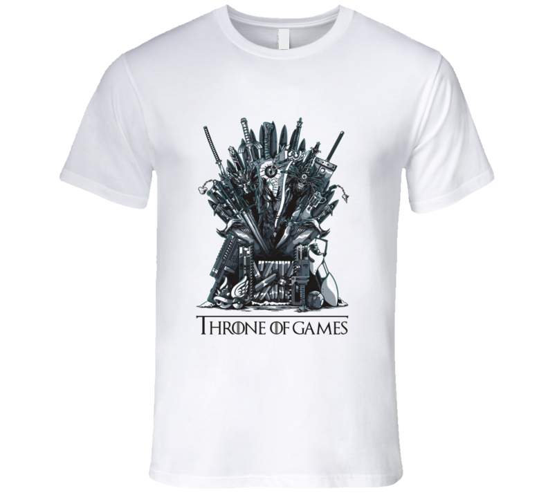 Video Game Of Thrones Cool Gaming T Shirt