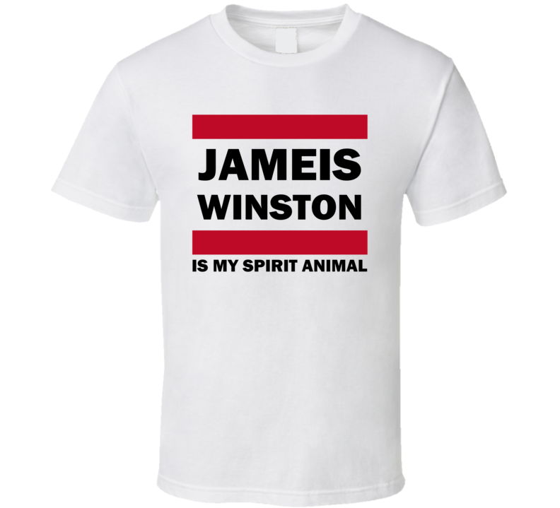 Jameis Winston Is My Spirit Animal Funny Popular T Shirt