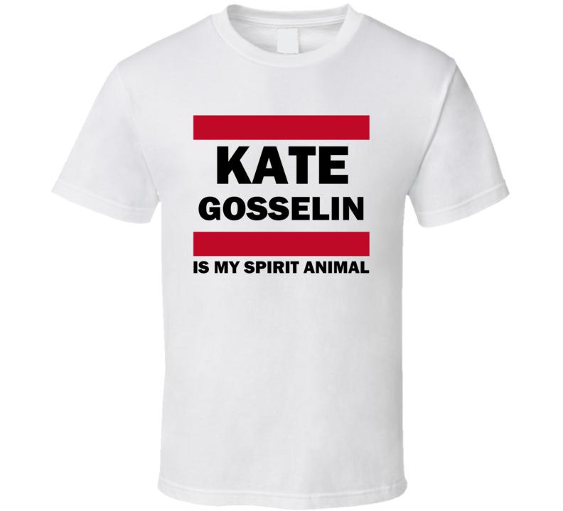 Kate Gosselin Is My Spirit Animal Funny Popular T Shirt