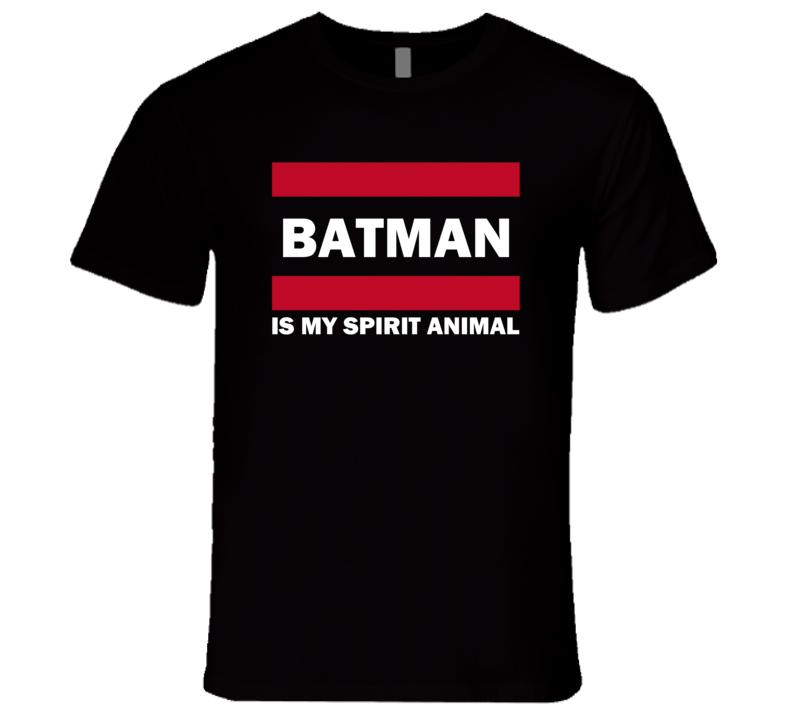 Batman Is My Spirit Animal Popular Funny T Shirt