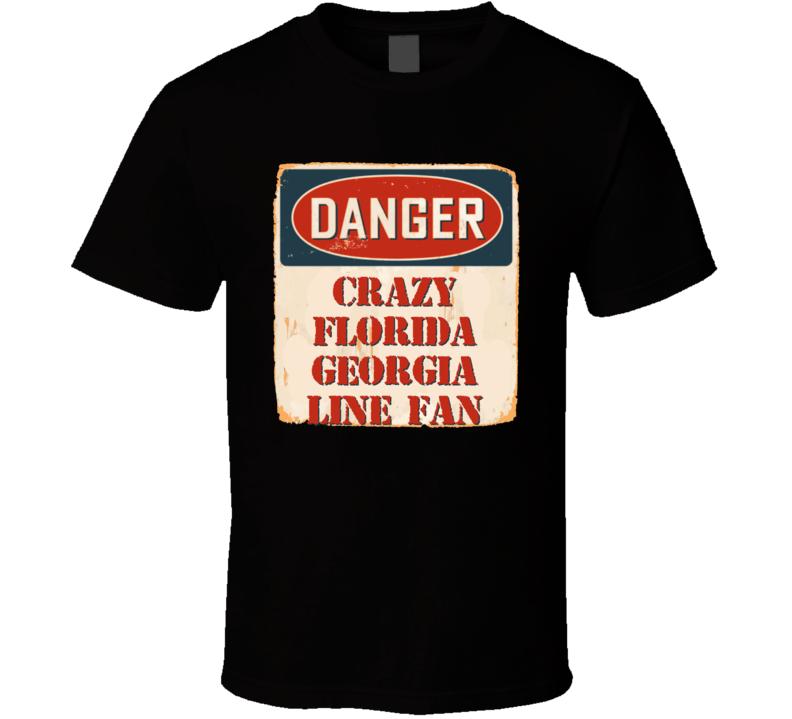 Crazy Florida Georgia Line Fan Music Artist Vintage Sign T Shirt
