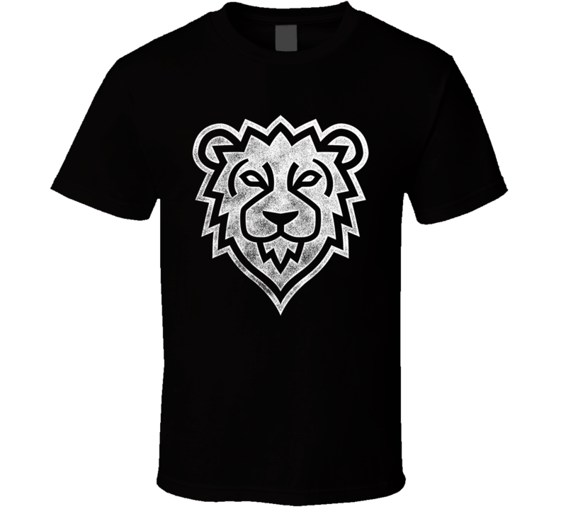 Big Cat Rob Dyrdek Fantasy Factory Drama Lion T Shirt