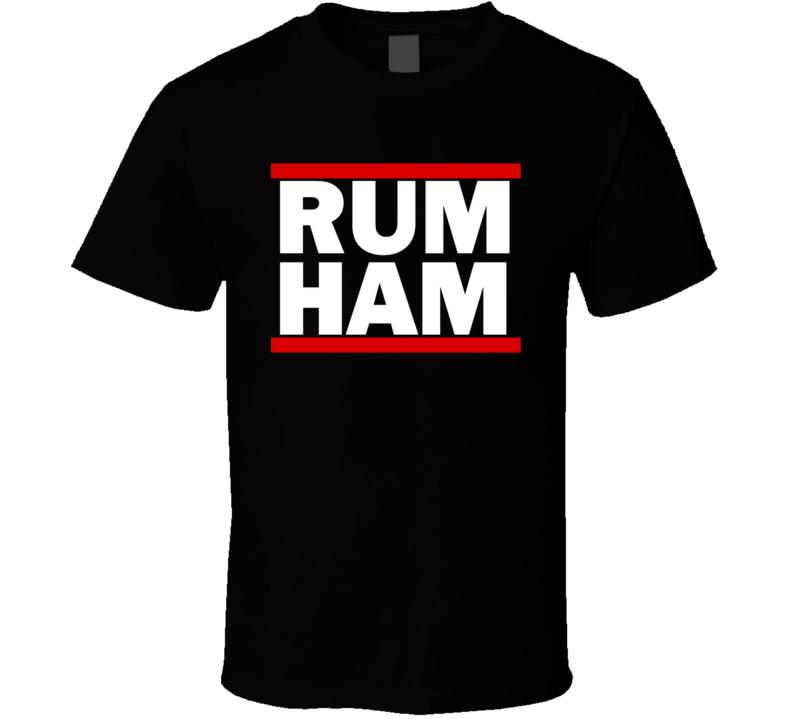 Always Sunny In Philadelphia Rum Ham Drinking T Shirt