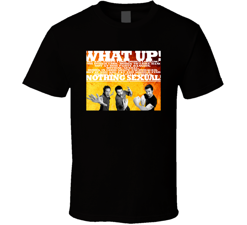 Always Sunny In Philly Three Cool Dudes Charlie Mac Dennis T Shirt