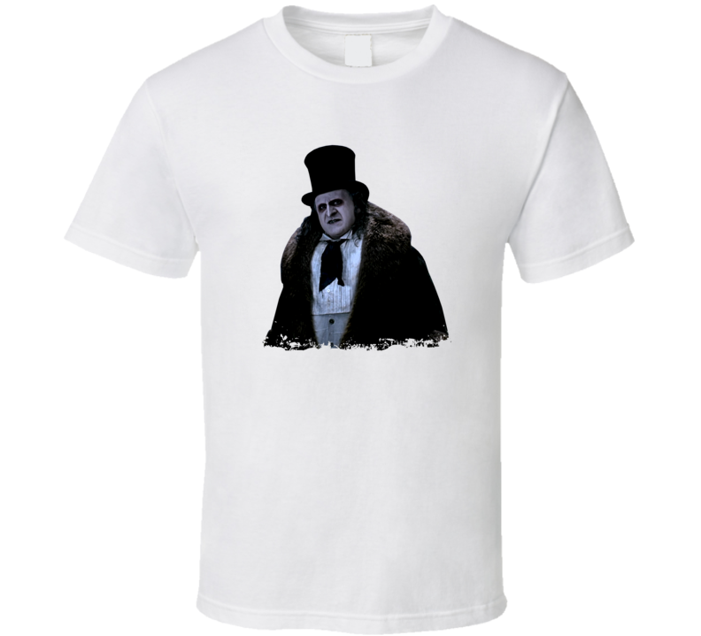 Danny Devito Penguin Batman Returns T Shirt