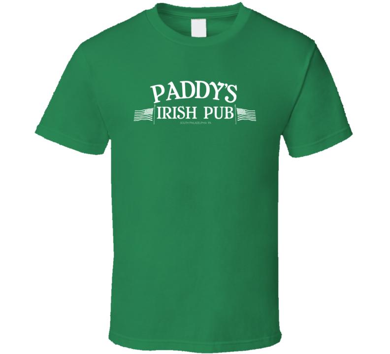 Paddys Irish Pub Its Always Sunny St Patricks Day Beer T Shirt
