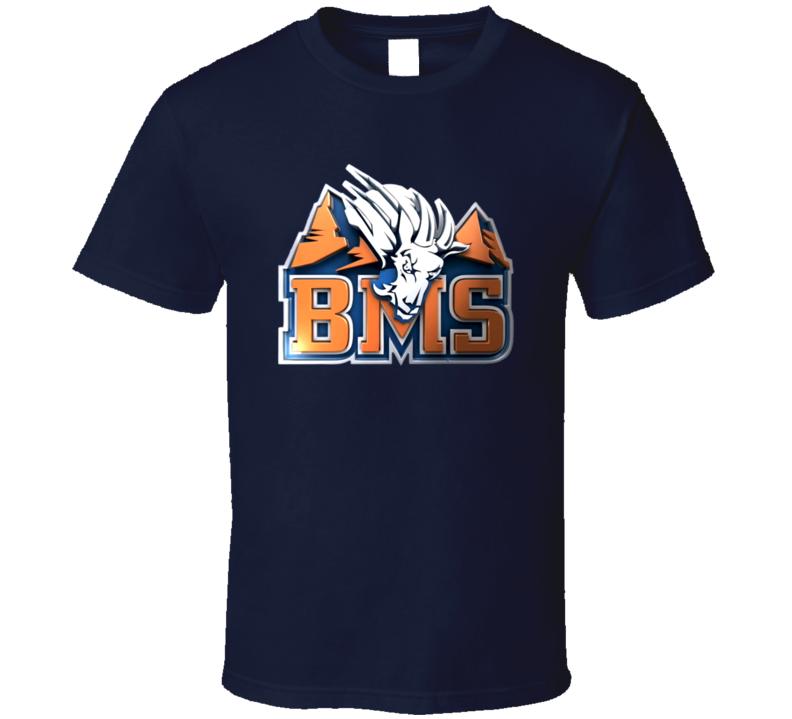 Blue Mountain State Football T Shirt