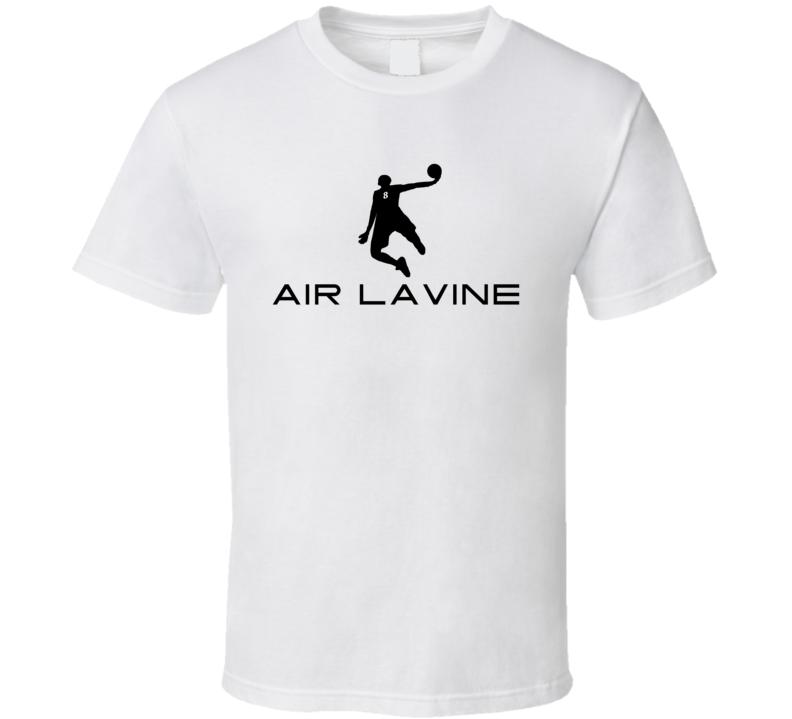 Air Zach Lavine Dunk Allstar Minnesota Timberwolves Basketball T Shirt