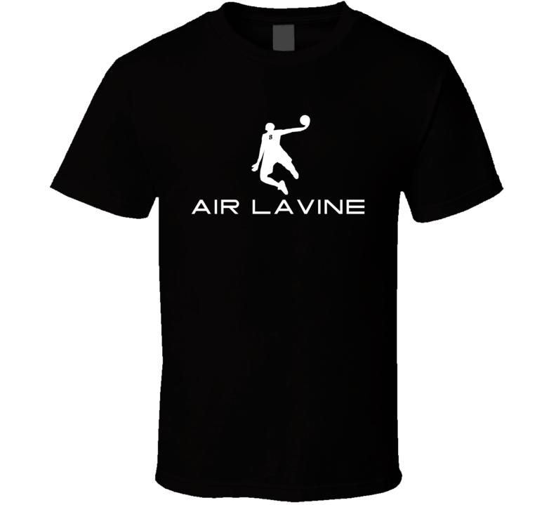 Zach Air Lavine Allstar Minnesota Timberwolves Basketball T Shirt