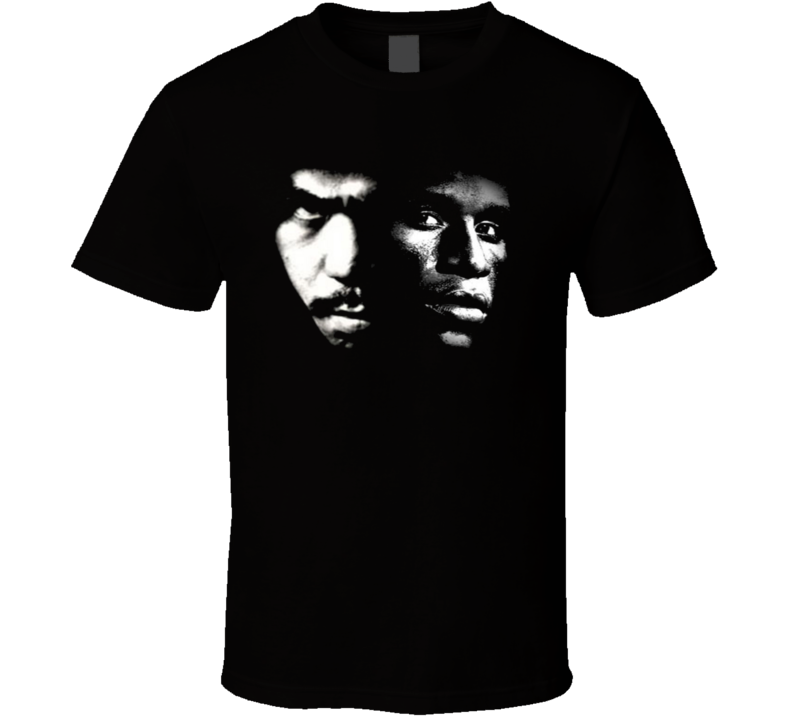 Mayweather Vs Pacquiao Pacmoney Faces T Shirt