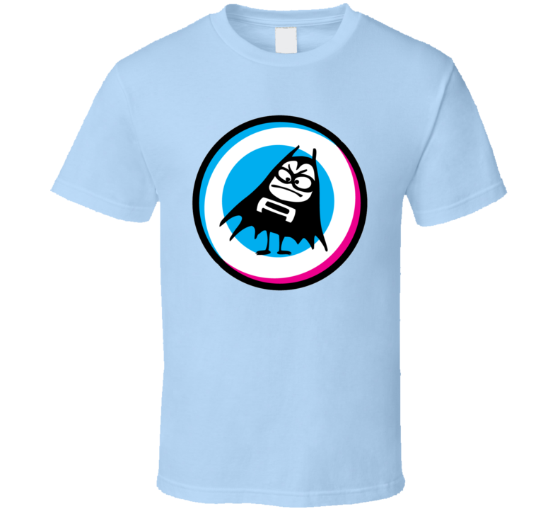 The Aquabats Super Show Logo T Shirt