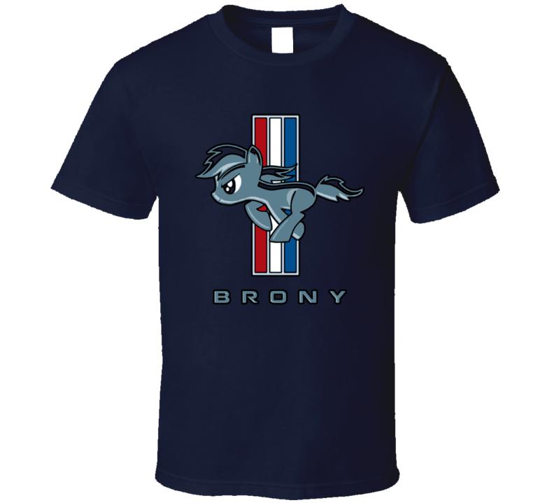 Brony My Little Pony Friendship Is Magic Fan T Shirt