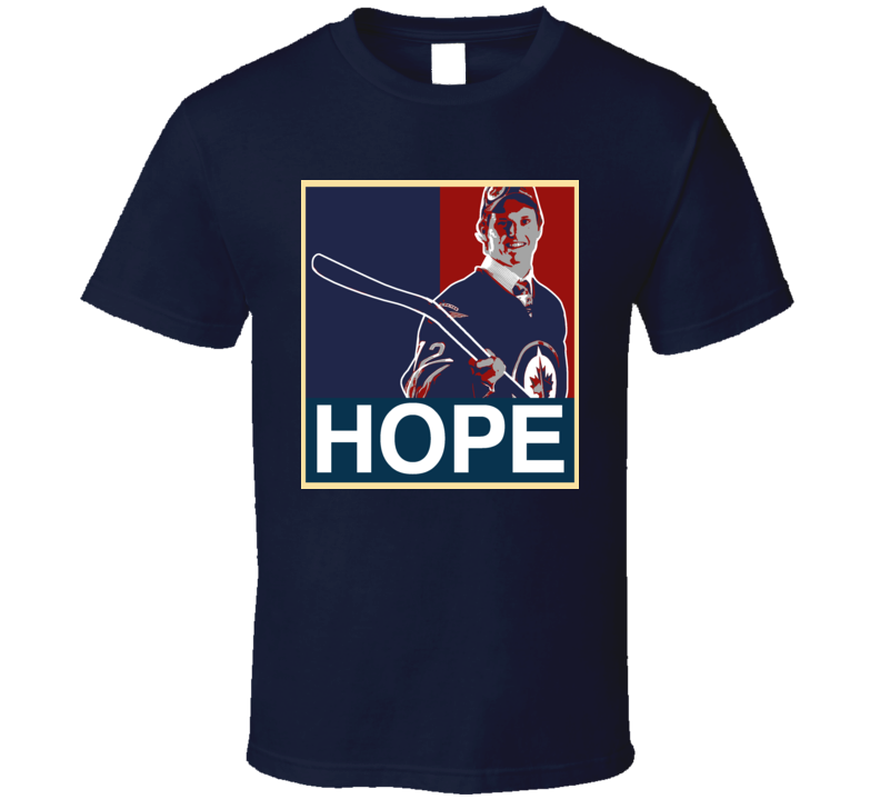 Winnipeg Hockey Hope Jacob Trouba T Shirt