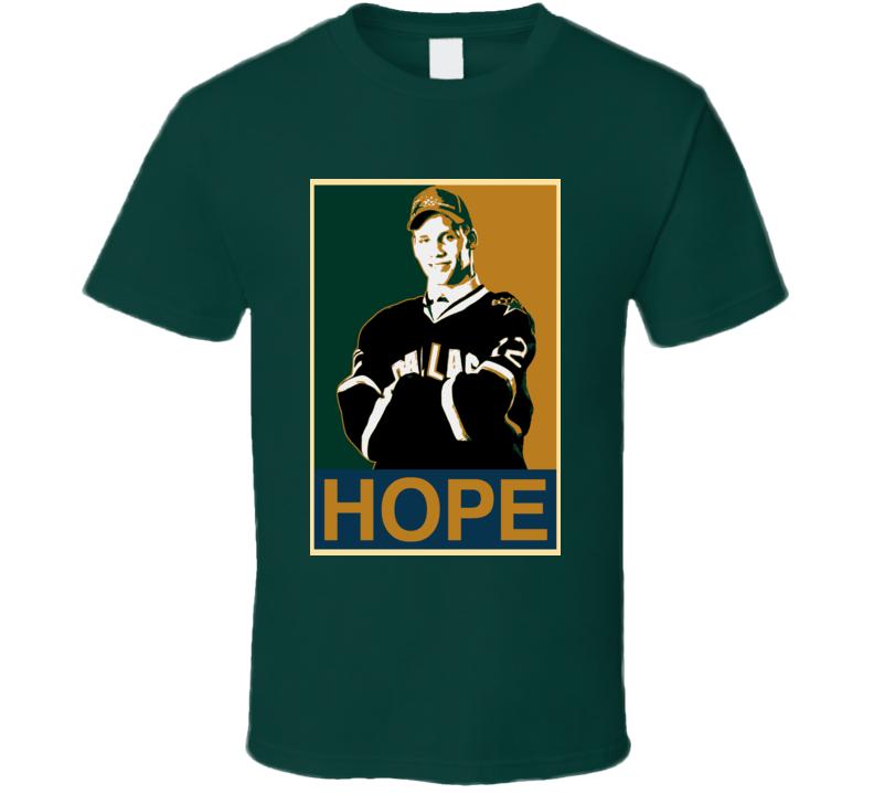 Radek Faksa Dallas Hockey Hope T Shirt