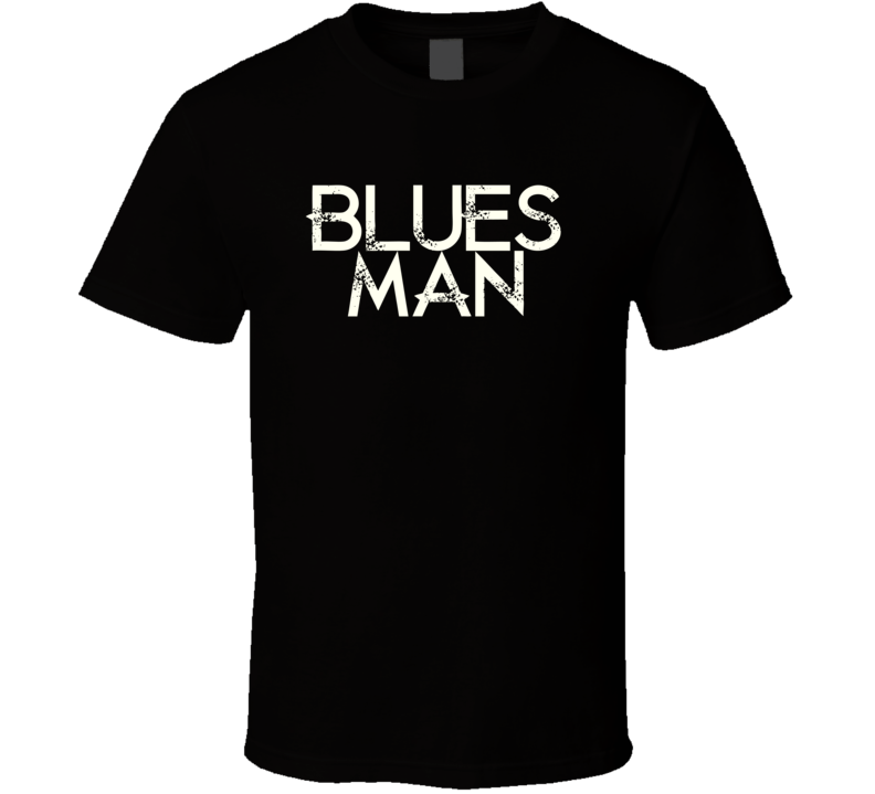 Blues Man Hank Williams Jr Country Music Fan T Shirt