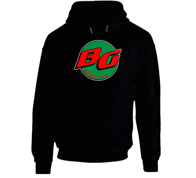 BGSEAKK Logo Hoodie