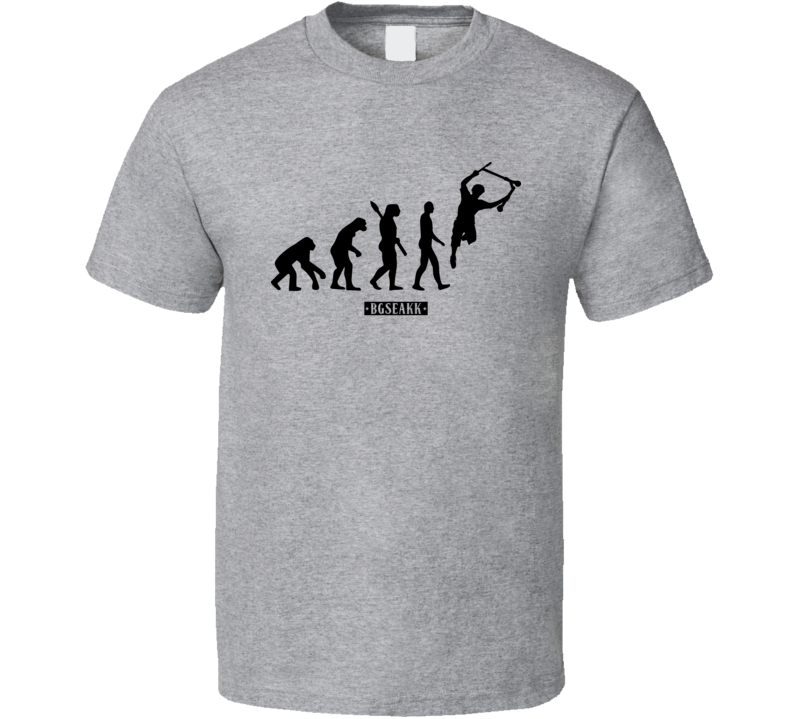 Stunt Scooter Evolution T Shirt