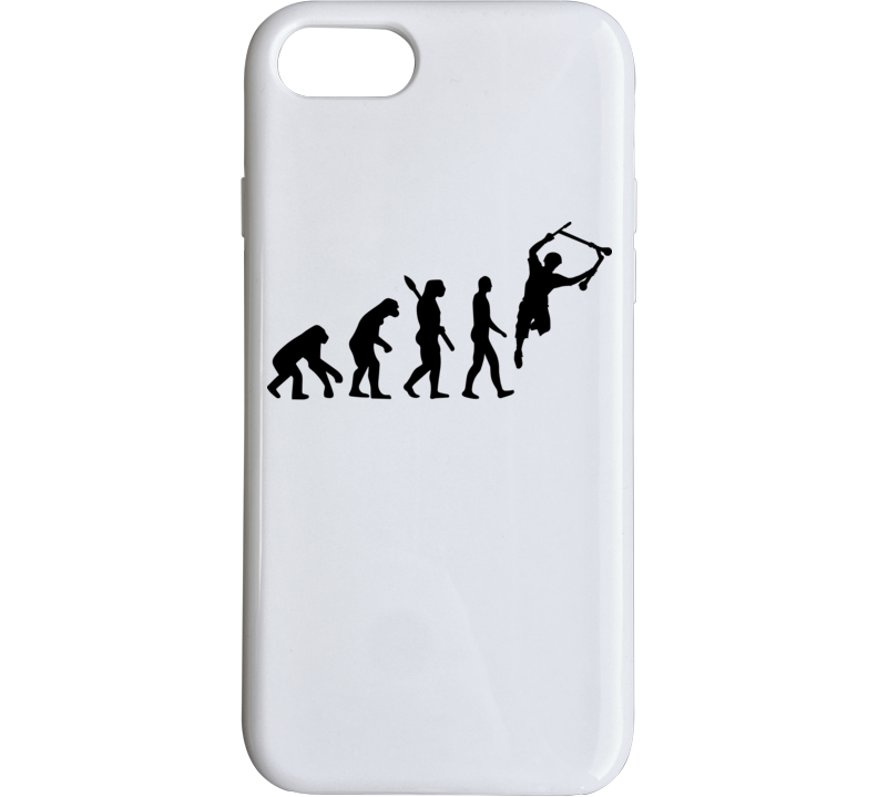 Stunt Scooter Evolution Iphone Case Phone Case